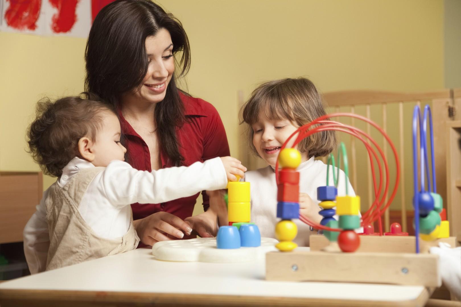 Jakie zabawki dla kilkuletniego dziecka? ⋆ TomDorix