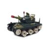 Interaktywny Czołg Na Baterie Przewrotka TOMDORIX