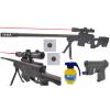 Karabin Snajperka Na Kulki SWISS ARMS SAS 08 z Laserem TOMDORIX