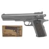 Pistolet Metalizowany Na Kulki 6mm CHWYT PISTOLETOWY 100% METAL V6 TOMDORIX