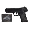 Pistolet Metalowy Na Kulki 6mm BODY 100% METAL V5 TOMDORIX
