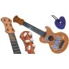 Gitara Akustyczna UKULELE Dla Dzieci 6 Strun Pióro TOMDORIX