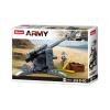 Klocki Wojsko Armata Działo Przeciwpancerne 8,8 cm Flak 18 - 115el TOMDORIX