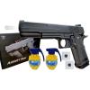 Desert Eagle Pistolet Metalowy Na Kulki 6mm CZARNY TOMDORIX