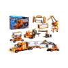 Klocki Lego Technic, Cada Double Maszyny Portowe Zdalnie Sterowane Ciężarówka TOMDORIX