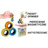 Fidget Spinner Magnetyczne Pierścienie Antystresowe Gra Zręcznościowa TOMDORIX