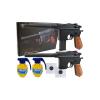 Pistolet Metalowy Na Kulki C96 MAUSER 100% METAL TOMDORIX