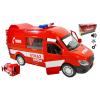 Straż Pożarna Bus, Pojazd Specjalny Napęd+ Światło+ Dźwięk Mercedes Sprinter